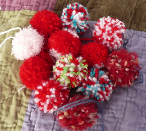 Pom Pom makers are fab!