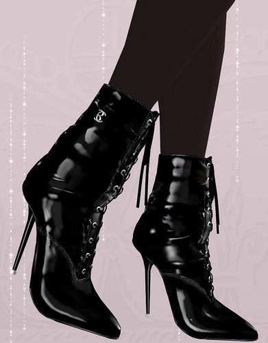 Bax Coen - Boots Black Patent by you.