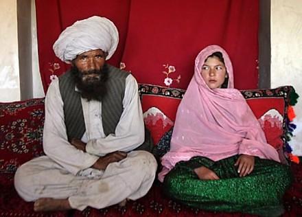 islamisches brautpaar