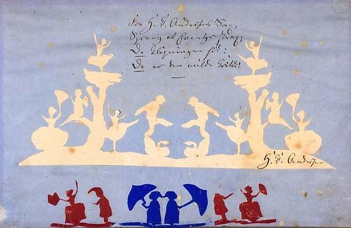 tableau af dansere