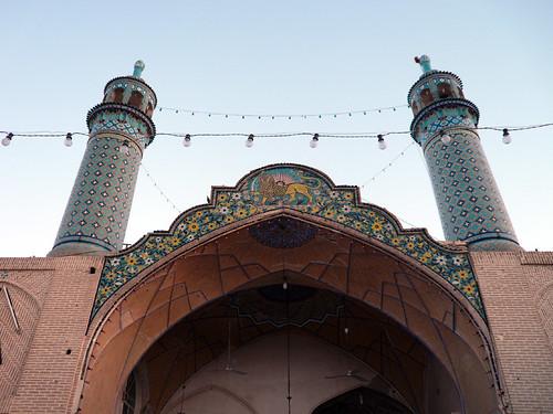 mezquitakashan