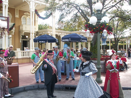 Toontown Tuners and Citizens of Main Street