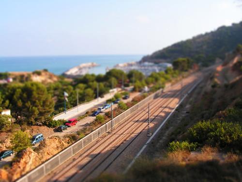 La via del tren