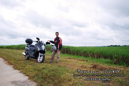 Basah Lencun Ride : Ladang Tebu Chuping #4