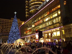 Central World - Merry X'mas & Happy New Year 2...