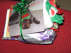Wrapped Secret Santa Gifts