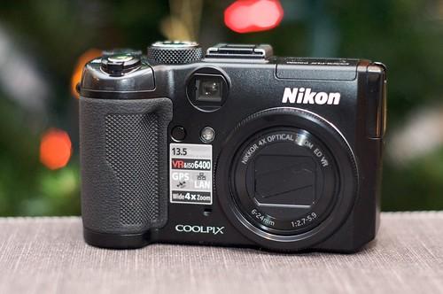 Nikon Coolpix P6000