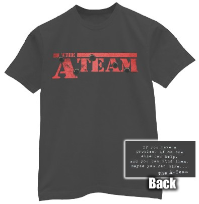 A-team black