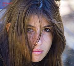 Ana (antonioramalho) Tags: portrait girl photoshop jung chica retrato young modelo fille joven jong experincias rapariga jeunefille
