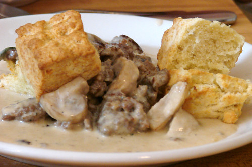 Biscuits n Gravy from Little D