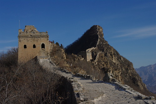 simatai great wall 司马台长城