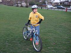 Jude and Bikes