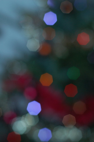 christmas 50mm bokeh project365 project3661