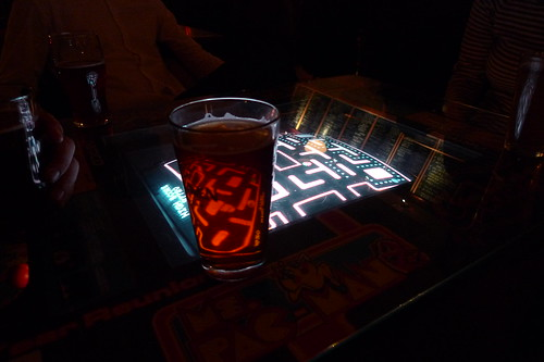 ms. pac man, microbrew