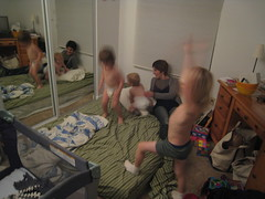 Blurry boys - 3