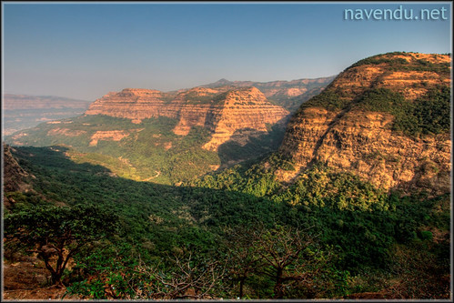Varandha Ghat's Valley View