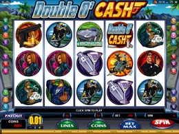 Double O' Cash Nodownload Slot Game