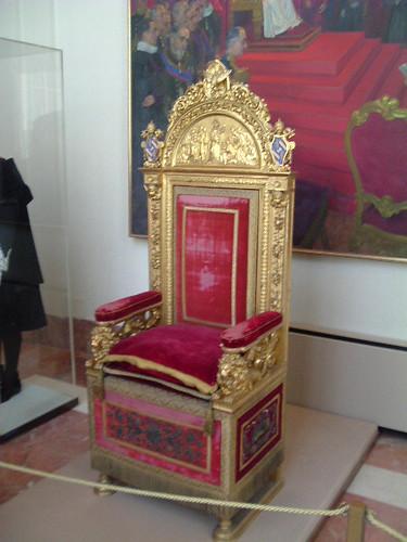 Tronetto Pio IX