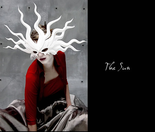 Tarot of Masks - The Sun