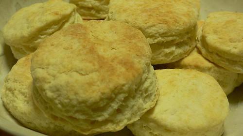 KFC like biscuit