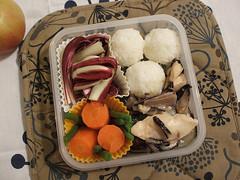 Bento Challenge Week 2 - my bento n.2