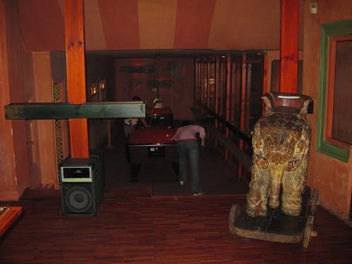 Mesa de billar