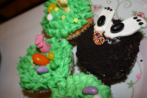 fun easter cupcakes ideas. Easter Cupcakes at Babycakes
