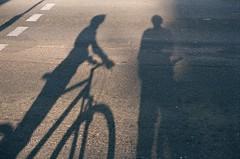 Bicycle Walk (ross mcross.) Tags: film 35mm communist communism soviet belarus olympusom2 minsk sovietunion ussr cccp  belarusian om2n  belorussian biaoru belorussia byelorussian  belars whiteruthenia  i weisrussland bssr       byelorussiansovietsocialistrepublic respublikabyelarus whiterus