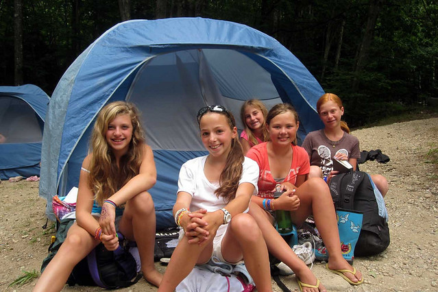 Maine Camp Experience - CL Girls