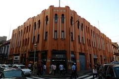 Aldabas-Melchormalo Building - Lima, Peru (meckleychina) Tags: building art peru architecture modern lima historic moderne architect artdeco deco modernist robles augusto guzmn modernista aldabas melchormalo augustoguzmnrobles