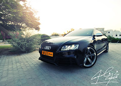 Said's RS5 - The Fighter (srt10_psycho) Tags: sport nikon fighter arab audi oman muscat saids quattro the 2011 rs5 d3000 weedoz