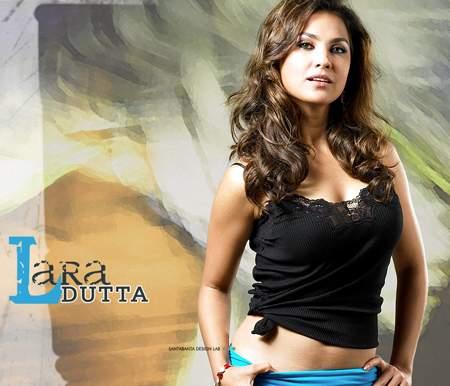 Lara Dutta 2008