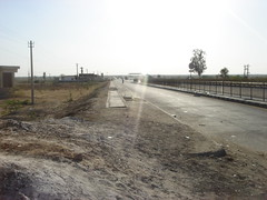 entering rajasthan