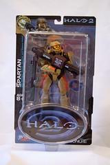 DSC_0148 (DaStuph) Tags: tan halo actionfigures halo2 spartan joyride series6 haloactionfigures orangesecondary
