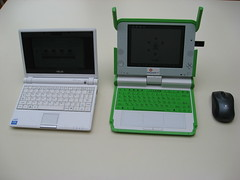 EEE PC en OLPC XO (by PiAir (Old Skool))