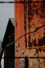 A Rusty Silo (TPorter2006) Tags: rural silver rust texas decay silo april 2008 photofaceoffwinner pfosilver tporter2006
