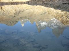 Fitz Roy - trek - lagune - sommets - reflet