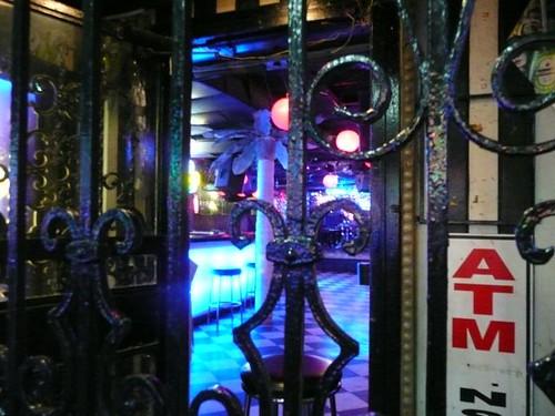 Bar on Bourbon Street
