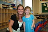 Mrs. Johnson & Sam (jen d. cox) Tags: student classroom teacher kindergarten samanthacox kindergartenmusicprogram leahjohnson