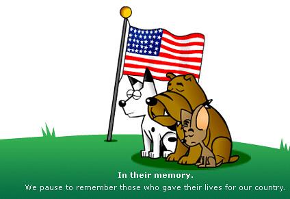 Dogpile Memorial Day 2008