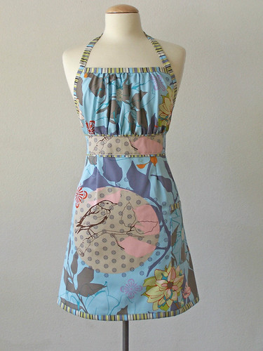 Sunny Day apron