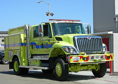 OES Fire Truck (So Cal Metro) Tags: california fire sandiego firetruck international fireengine firedept hillcrest oes sdfd navistar
