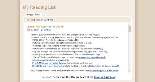 Blogger in draft- Dashboard-2
