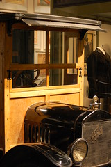 WWI Museum 11 - Model T Car