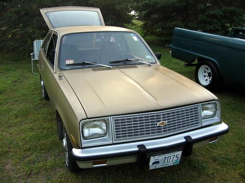 1978 chevrolet chevette. 1978 Chevrolet Chevette by