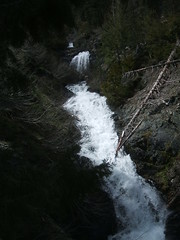 cascade on Deroux creek