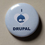 Badge I picked up at DrupalCamp Toronto 2008