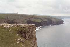 Tintagel Castle, May 2008.
