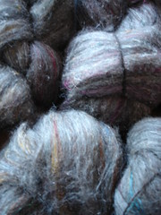 wool market stash close-up