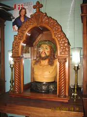 Bust of Christ of the Passion (Leo Cloma) Tags: santa christ philippines jesus saints holy santos passion week semana vecin